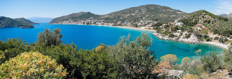 יוגה טרוולס בפלפונס יוון