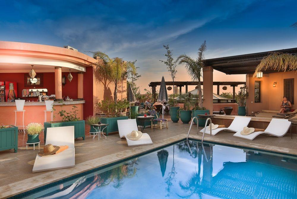 מרוקו עם יוגה טרוולס מלון
