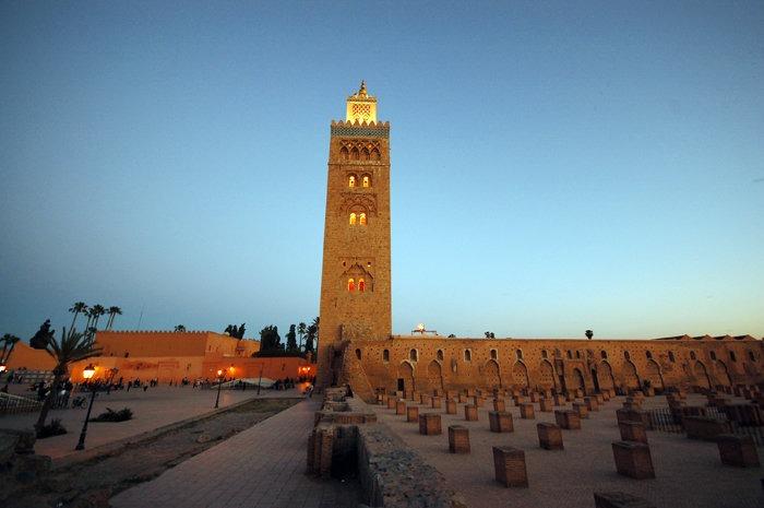 סדנה במרוקו עם יוגה טרוולס מרקש