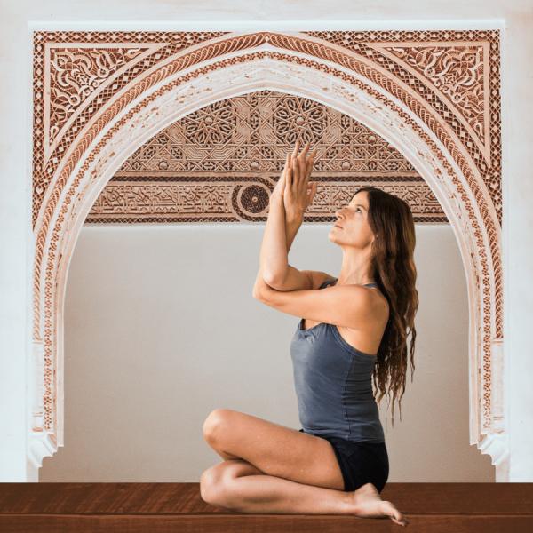 חופשת יוגה במרוקו עם דריה אייל מבית יוגה טרוולס