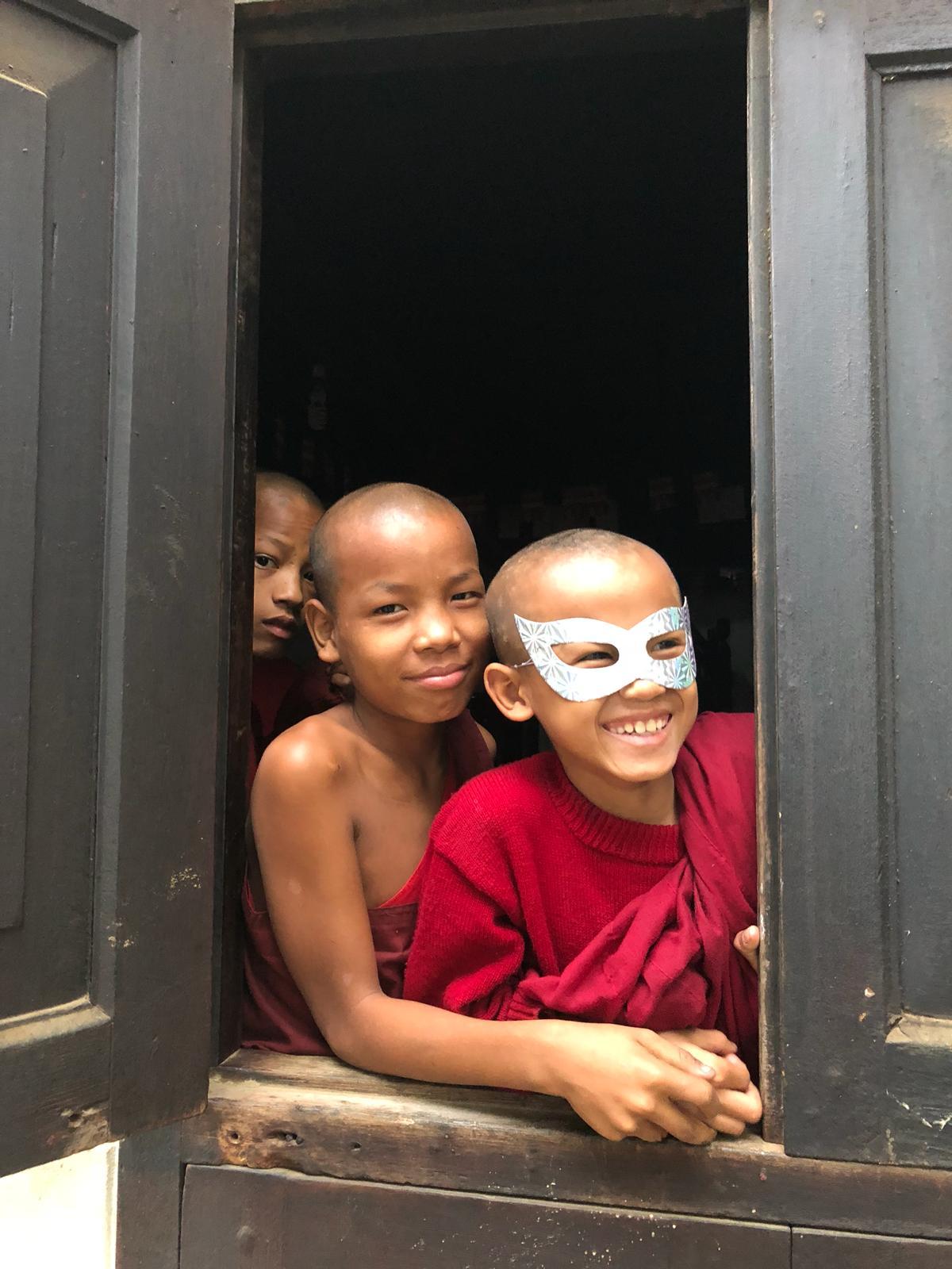 בורמה עם יוגה טרוולס