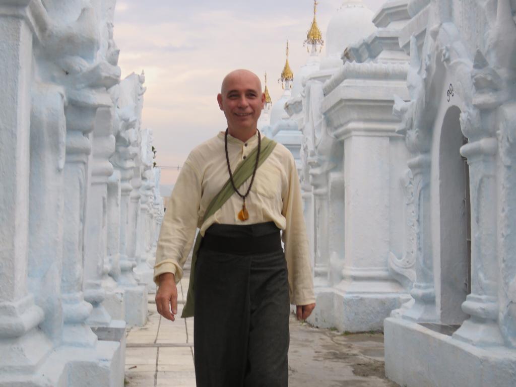 בורמה עם ניסים אמון
